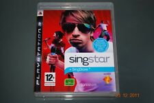 Singstar Vol 1 PS3 Playstation 3 Volume **FREE UK POSTAGE**