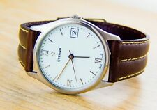 vintage ETERNA Swiss watch waterproof & stainless steel back assembling in Cairo