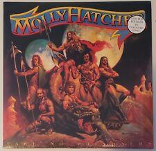 MOLLY HATCHET - TAKE NO PRISONERS - LP RECORD COLORED VINYL NEW SEALED RARE