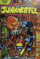 1971 Junkwaffel by Vaughn Bode No. 1 Comic Book A7
