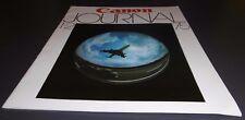 Cuaderno canon Journal 1-2 foto cámara cinemática objetivamente consejeras sugerencias ALT publicidad 1975