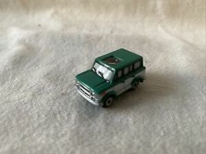 MICRO MACHINES Private Eyes Voiture Verte International Travelall