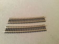 2 x Peco ST-238 Large Curve for ST-247 Y points - Hornby R628 / R8076 equivalent