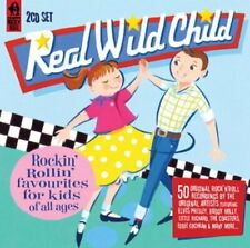 Real Wild Child  50 Rockin Rollin Favourites For Kids Of All Ages [CD]