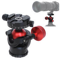 Pro Ball Head with Arca-Swiss Type Quick Release Clamp for Camera Tripod Monopod