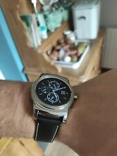 LG Urbane Stainless Steel Google Wear Smart watch