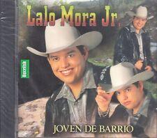Lalo Mora Jr Joven De Barrio CD New Nuevo sealed