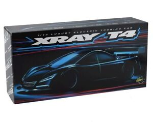 XRAY T4 2021 Specs - 1/10 LUXURY ELECTRIC Touring Car - GRAPHITE Edition