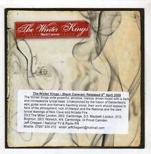 (HB835) The Winter Kings, Black Caravan - 2009 CD