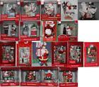 COCA-COLA glas-ornament/Colgante/Figura/ Navidad/ELEGIR