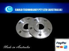 Wheel Slip On Spacer 10mm 5x120 66.9 mm Hub Centric Lip 2 PCS