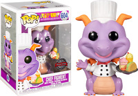 Chef Figment Funko Pop Vinyl New in Box