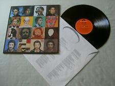 THE WHO Face Dances vinyl LP (A1/B2 STERLING no poster)
