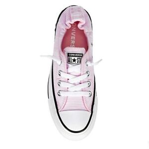 Converse All Star Shoreline Slip On Women's Athletic Sneaker Pink Casual Shoe