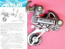 Shimano Altus GS 5 / 6 Sp.Rear derailleur mech - bicycle NOS L'eroica