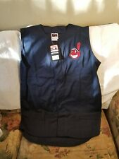 CLEVELAND INDIANS BATTING JERSEY- XL - THROWBACK- NWT