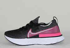 Nike React Infinity Run Flyknit Cd4372 009 Womens US 9 UK 6.5 Black Running Shoe