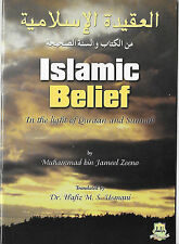 Islamic Belief in the light of Quran and Sunnah