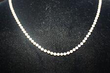 Antique Pearl Diamond Platinum Necklace