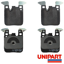 For BMW - 4 Series (F32 / F33) 2013-> Rear Brake Pads Unipart