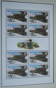 Slowakei 2005 / Michel KB 521-22 (2) **