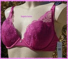 SOUTIEN GORGE CHANTELLE N°2812 ROSE FUSCHIA FR95E/EUR80E/ITA4E/UK36DD/USA36DD
