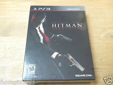 NEW Sealed Hitman  Absolution Professional Edition PS3 PlayStation 3 Great Gift