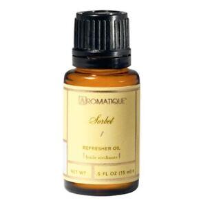 Aromatique Sorbet Scented Refresher Oil .5fl oz