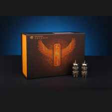 Matched Pair Shuguang 12AX7-T Premium Vacuum Tube Nature Sound High-end Gift Box