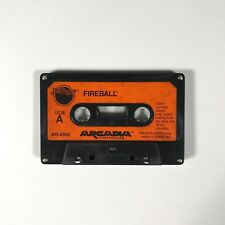 Supercharger By Arcadia Atari 2600 FIREBALL Game CASSETTE ONLY STARPATH