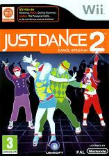 JEU JUST DANCE 2 CONSOLE WII