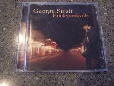 """George Strait """"Honkytonkville"""" CD"""