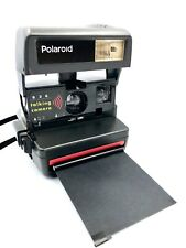 Polaroid 636 Talking Camera, Using 600 Film instant camera - Working
