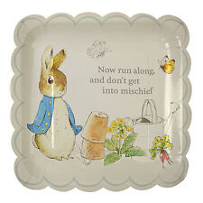 Animals Theme Party Plate