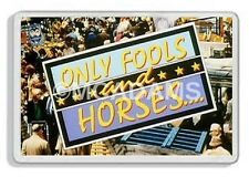 ONLY FOOLS AND HORSES CLASSIC TV SHOW AND DVD INSPIRED FRIDGE MAGNET UK SELLER