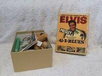 Elvis Presley Treasure Box