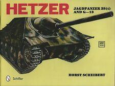 Hetzer: Jagdpanzer 38(t) and G-13