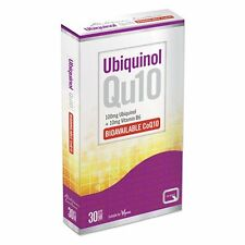 Quest Ubiquinol QU10 100mg 30 Tabs