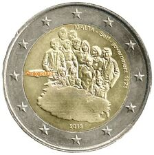 2 EURO COMMEMORATIVO MALTA 2013