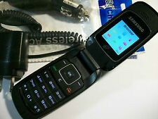 GOOD Samsung SGH-T155g T155 Speaker Dualband GSM Text Flip TRACFONE Cell Phone
