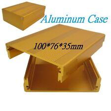 Professional Enclousure Aluminum Case Box DIY Project Device Holder 100*76*35mm