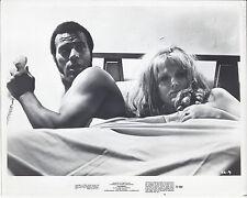 1972 BLACKSPLOITATION MOVIE STILL PHOTO HAMMER INTERACIAL LOVE SCENE