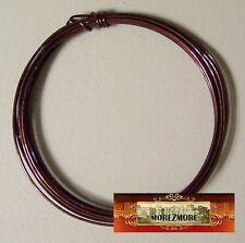 M00523 MOREZMORE Soft Fun Wire 16 GA BROWN Craft Aluminum Metal Wings