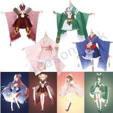 My Hero Academia Todoroki Shoto Midoriya Uraraka Japanese Kimono Cosplay Costume