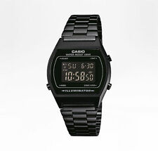 Casio Collection Unisex Digital Watch Stainless Steel B640wb-1bef Post