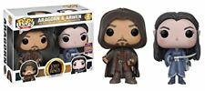 Lord of the Rings Funko POP! Movies Aragorn & Arwen Exclusive Vinyl Figure