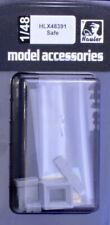 Hauler 1/48 PE HLX48391 Metal Safe Diorama Acc.