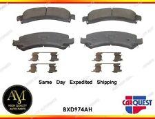 *Disc Brake Pads ceramica Rear Fits, BXD974A Chevrolet,GMC 2006/2014