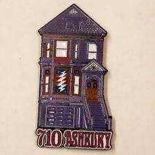 Pin - Brand New - Music Hp101 Grateful Dead - 710 Ashbury St - Hat