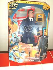 Action Man James Bond You Only Live Twice version,NEVER REMOVED FROM BOX